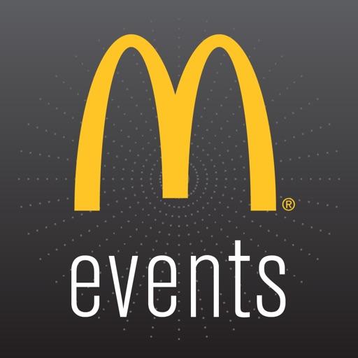 McDonald's Global Marketing iOS App