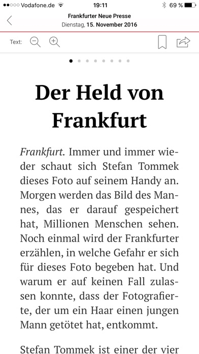 Fnp Zeitung Frankfurter Neue Presse review screenshots
