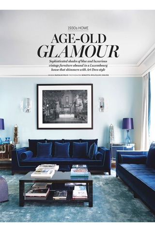 Homes and Gardens Magazine INT screenshot 4