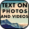 Add Text on Video and Photo for Instagram phonto