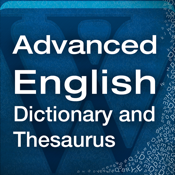 Advanced English Dictionary and Thesaurus icon