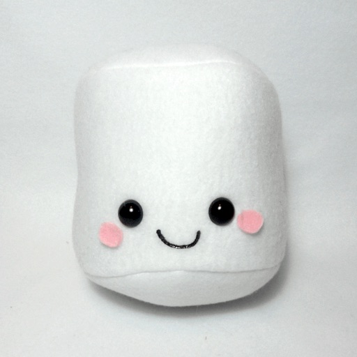 Cute Marshmallow iOS App