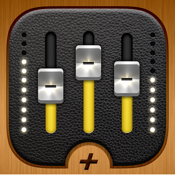 Equalizer + (Music Player Volume Quality Booster) icon