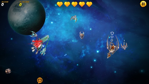 Space Cargo Screenshot