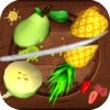 Fruit Assassin - Fruit splash Ninja Games for Kids