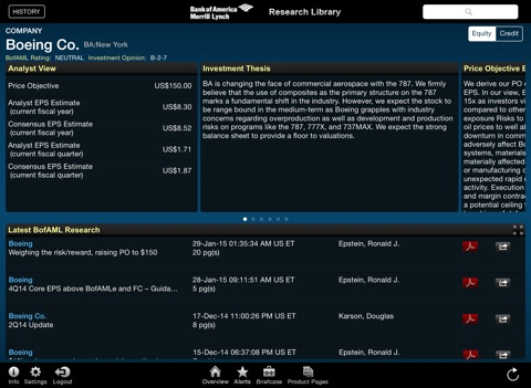 Research Library screenshot 3