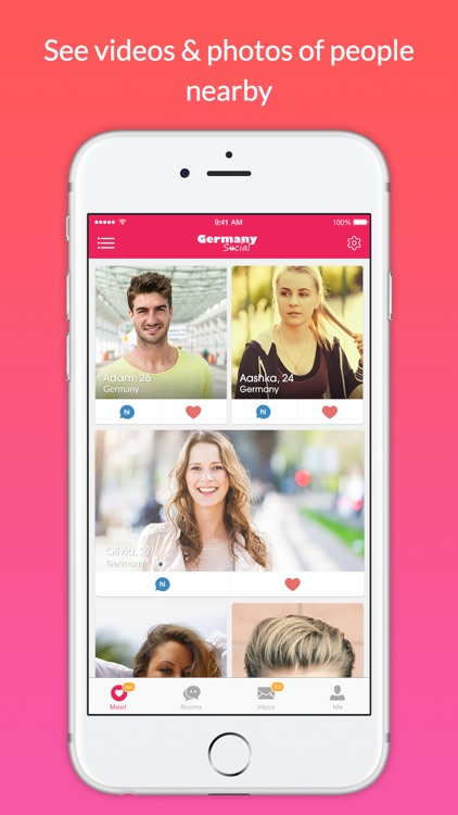 best dating app germany
