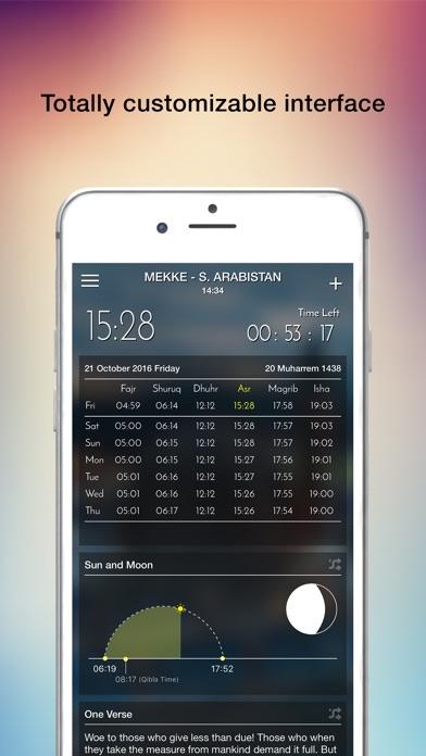 Prayet Time screenshot