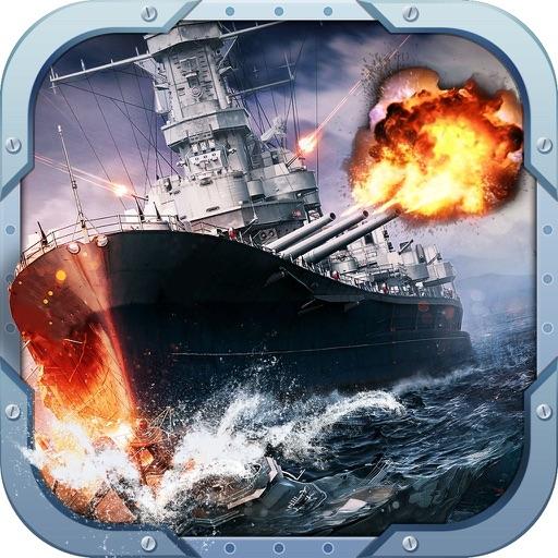 Iron Warship:Naval Battle iOS App