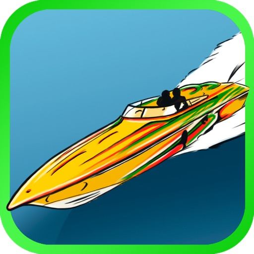 Speed Boat Amazing Race - World Series Water Cup iOS App
