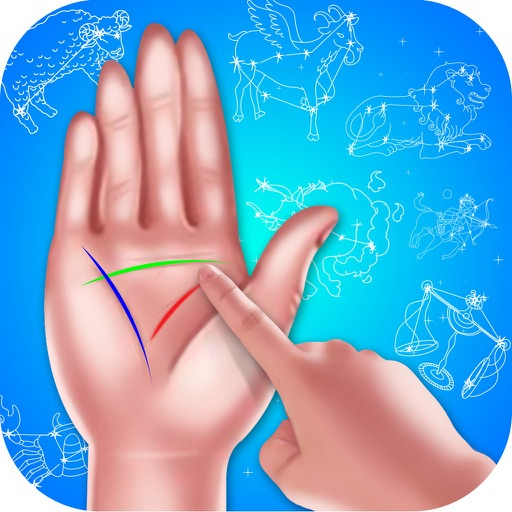 Palm Reading Scan Your Future - Unveil Your Secret iOS App