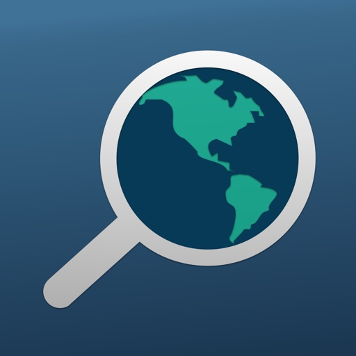 Treasures of the World iOS App