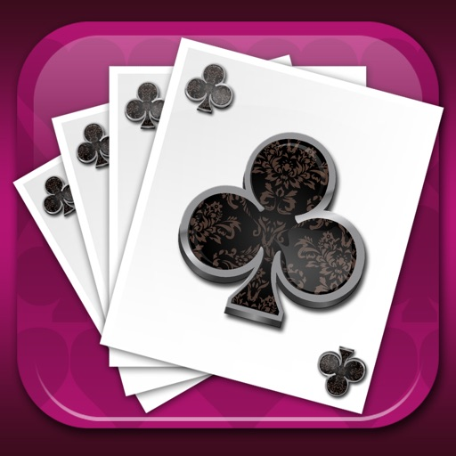 Hot Hand: 4 Card Poker iOS App