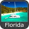 Boating Florida GPS nautical & fishing charts