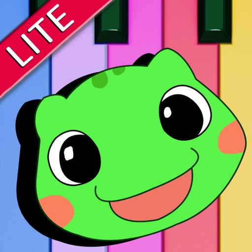 Dance Pet Piano HD Lite iOS App