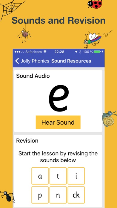 download Jolly Phonics Lessons appstore review