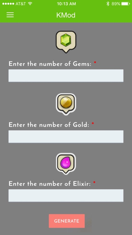 XMod Free Gems Calculator for Clash of Clans by Alpha Labs, LLC