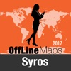 Syros 離線地圖和旅行指南