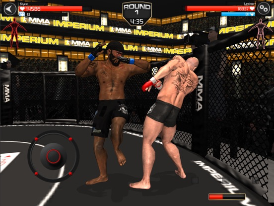 MMA Fighting Clash для iPad