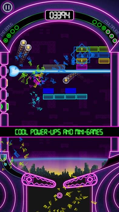 Pinball Breaker Forever Screenshot 2