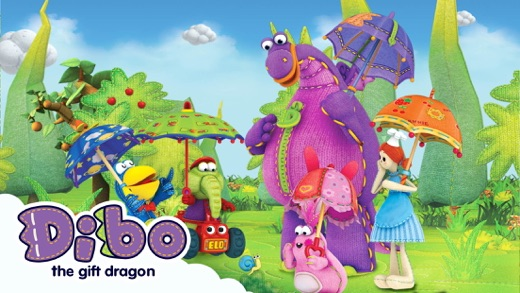 Dibo the Gift Dragon on the App Store