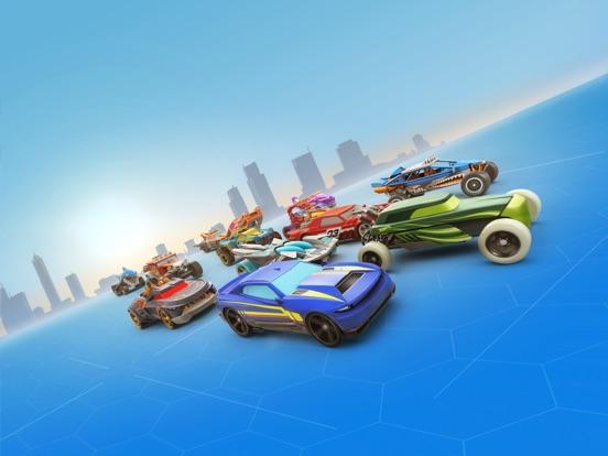 Hot Wheels: Race Off на iPad