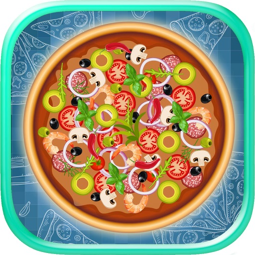 Kitchen Pizza Maker iOS App