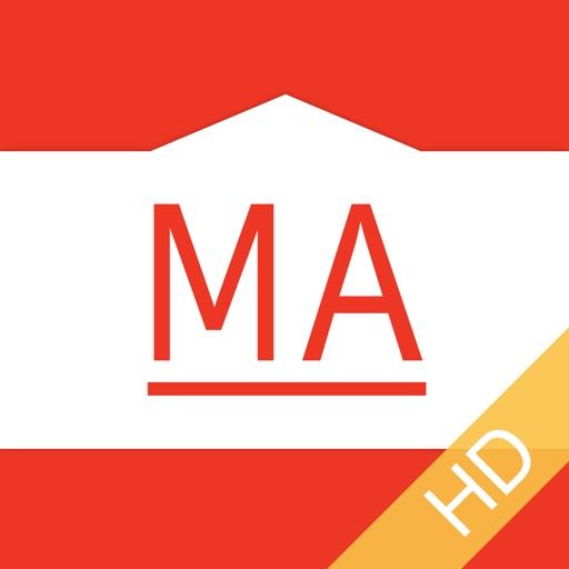 Virtual Architecture Museum iOS App