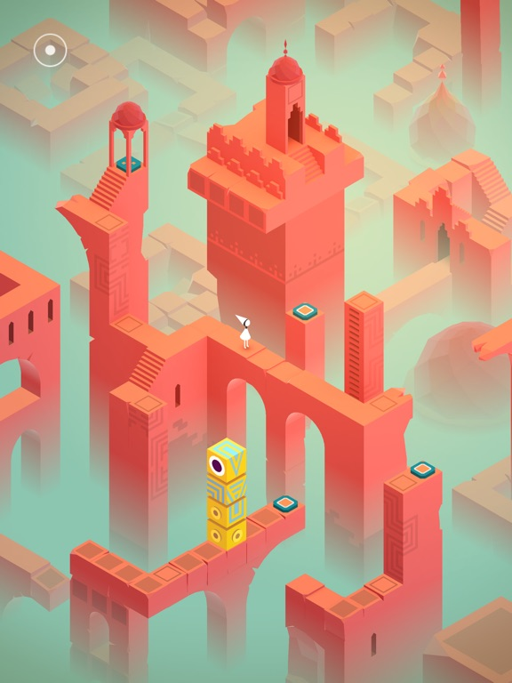 Monument Valley Скриншоты9