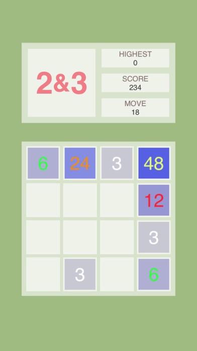 Two & Three Screenshots