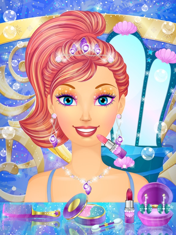 ... up a time management game made by zizi · barbie princess dress for party · ipad screenshot 3 ...