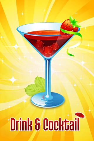 8,500+ Drink & Cocktail Recipes Free screenshot 1