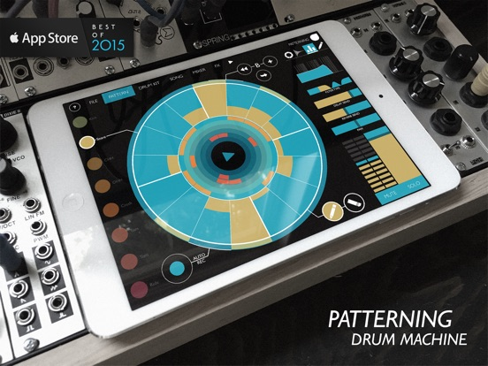 Patterning : Drum Machine Screenshots