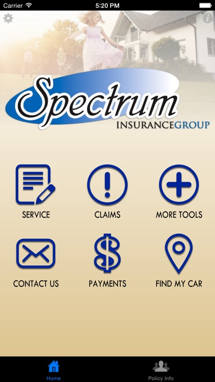 Spectrum Insurance Group by RedHead Mobile Apps