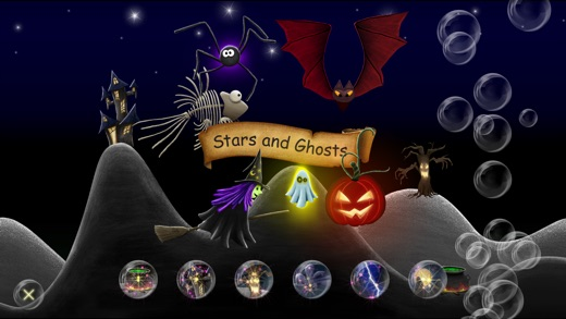 Stars and Ghosts Screenshot