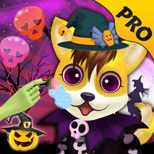 Pet Halloween Party iOS App