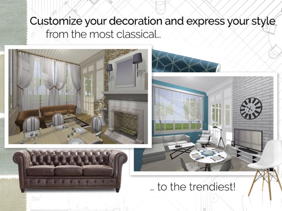 design home furniture. iPad Screenshot 4 Home Design 3D  Free on the App Store