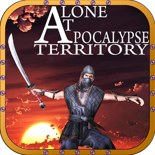Ninja Alone At Apocalypse Territory – Stealth creed survivor of the day of the dead iOS App