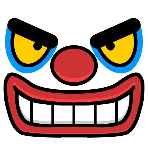 Tap Tap Clowns - Beat The Evil Clowns! iOS App