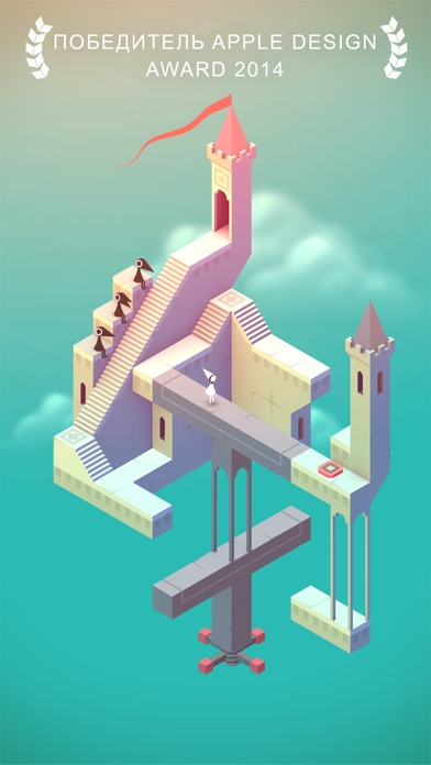 Monument Valley Скриншоты3