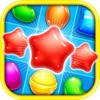 Candy Sweet Pop magic match 3 new free matching
