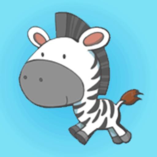 Little Zebra Shopper