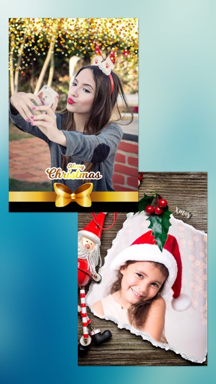 Christmas Collage Maker with PIP by Vaghani Harshoben