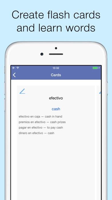 Lingvo Dictionary Offline Screenshots