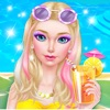 Summer Fashion Doll - Pool Party Date Salon