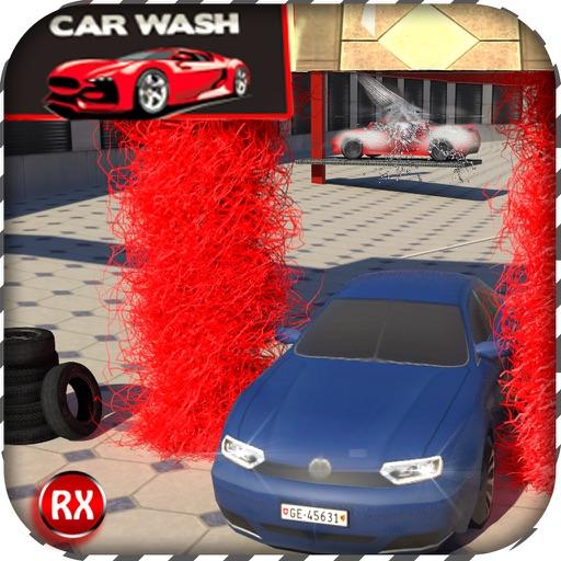 Service Station Car Wash Thru iOS App