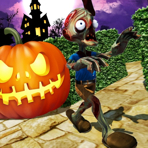 Escape From Halloween 3D iOS App