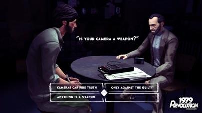 Screenshot #7 for 1979 Revolution: A Cinematic Adventure Game