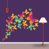 Wall Stickers & Paint Ideas - Wall designs Photos