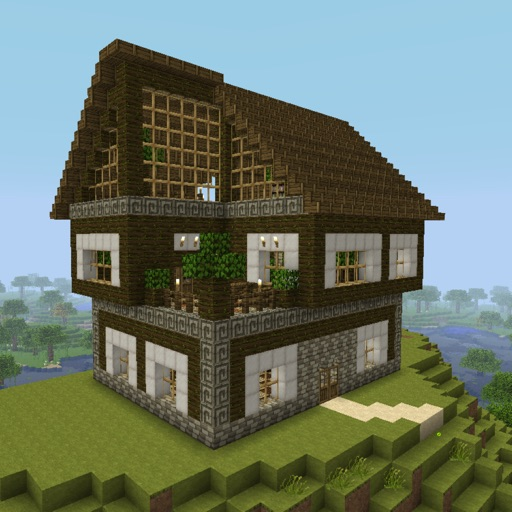House guide for minecraft pe free pocket edition per for Home building guide